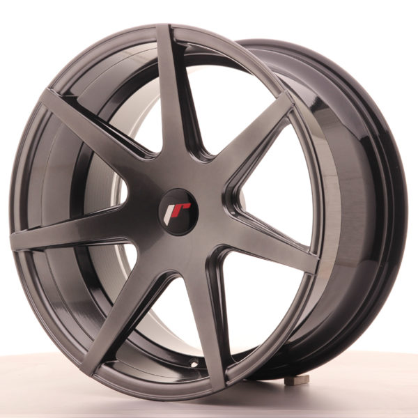 JR Wheels JR20 19x9,5 ET20-40 BLANK Hyper Black