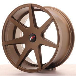 JR Wheels JR20 19x9,5 ET20-40 BLANK Matt Bronze