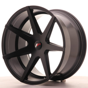 JR Wheels JR20 20x11 ET20-30 5H BLANK Matt Black