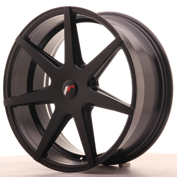 JR Wheels JR20 20x8,5 ET20-40 5H BLANK Matt Black