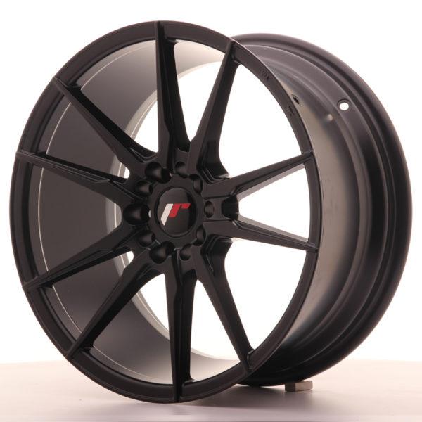 JR Wheels JR21 18x8,5 ET35 5x100/120 Matt Black