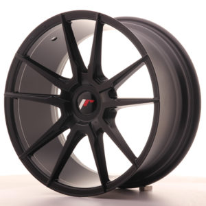 Japan Racing JR21 18x8,5 ET20-40 Blank Matt Black
