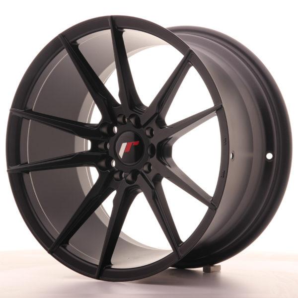 JR Wheels JR21 18x9,5 ET40 5x112/114 Matt Black