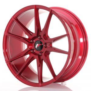 JR Wheels JR21 19x8,5 ET40 5x114,3 Platinum Red