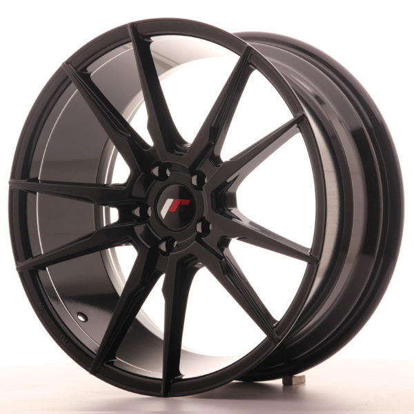 JR Wheels JR21 19x8,5 ET40 5x112 Gloss Black