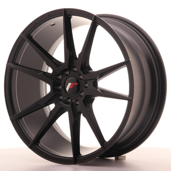 JR Wheels JR21 19x8,5 ET35 5x100/120 Matt Black