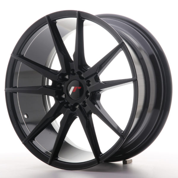 JR Wheels JR21 19x8,5 ET35 5x100/120 Gloss Black