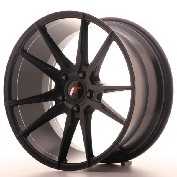 JR Wheels JR21 19x9,5 ET35 5x120 Matt Black