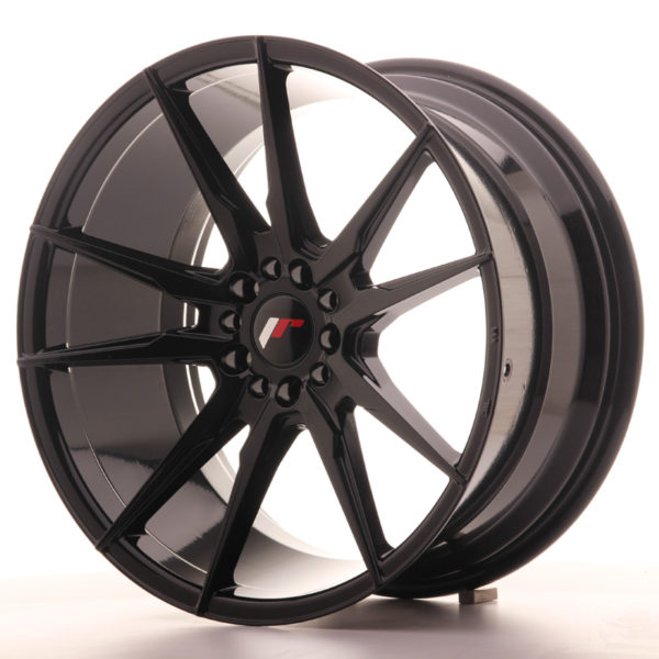 JR Wheels JR21 19x9,5 ET20-40 5H BLANK Gloss Black