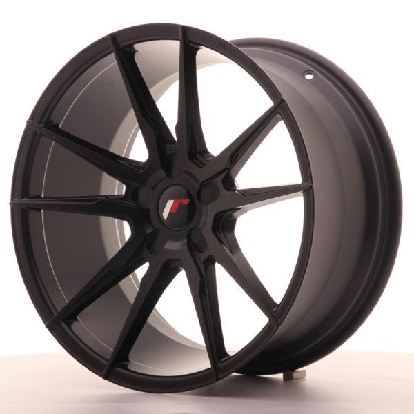 JR Wheels JR21 19x9,5 ET35-40 5H BLANK Matt Black