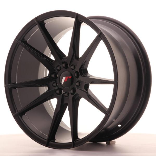 JR Wheels JR21 19x9,5 ET22 5x114/120 Matt Black
