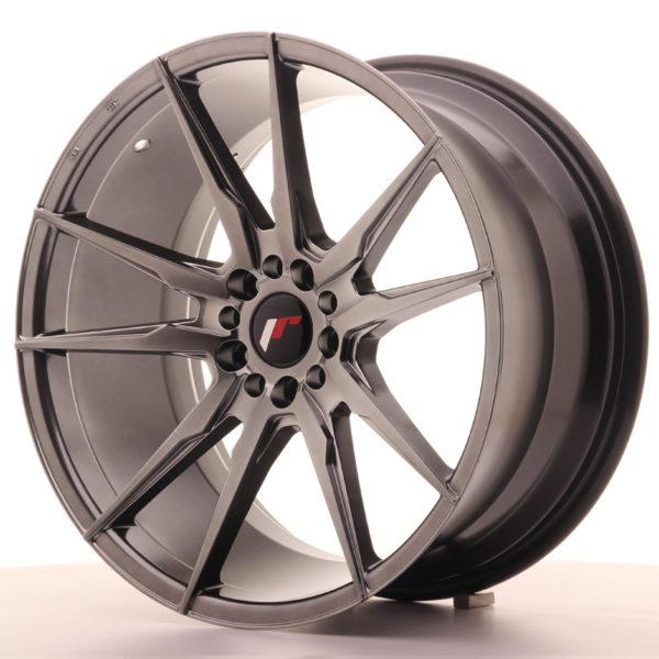 JR Wheels JR21 19x9,5 ET22 5x114/120 Hyper Black