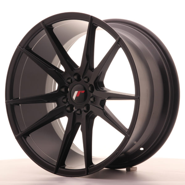 JR Wheels JR21 19x9,5 ET40 5x112/114 Matt Black