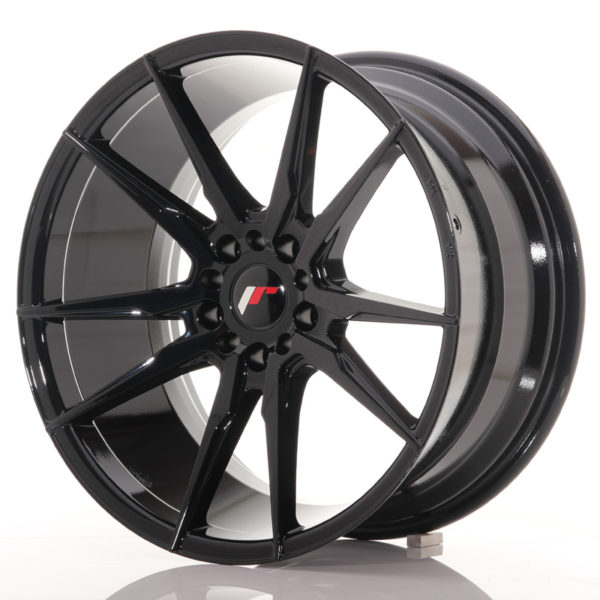 JR Wheels JR21 19x9,5 ET40 5x112/114 Gloss Black