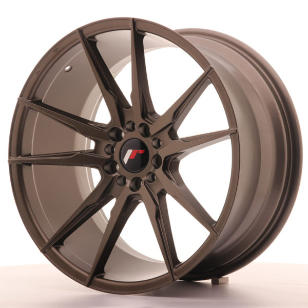 JR Wheels JR21 19x9,5 ET35 5x100/120 Matt Bronze