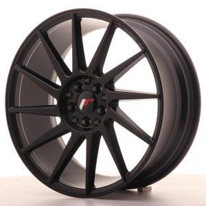 JR Wheels JR22 18x7,5 ET40 5x112/114 Matt Black