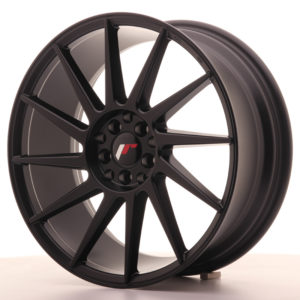 JR Wheels JR22 18x7,5 ET35 5x100/120 Matt Black
