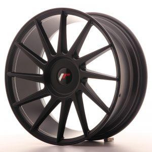 JR Wheels JR22 18x7,5 ET35-42 BLANK Matt Black