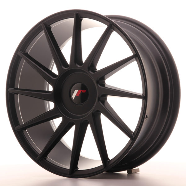 JR Wheels JR22 18x7,5 ET35-42 BLANK Matt Black