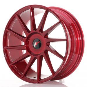 JR Wheels JR22 18x7,5 ET35-42 BLANK Platinum Red