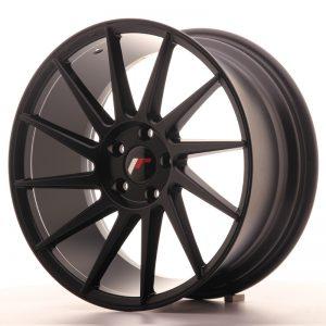 JR Wheels JR22 18x8,5 ET40 5x112 Matt Black