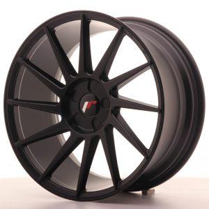 JR Wheels JR22 18x8,5 ET40 5H BLANK Matt Black