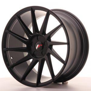 JR Wheels JR22 18x9,5 ET40 5H BLANK Matt Black