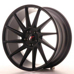 JR Wheels JR22 19x8,5 ET40 5x112 Matt Black
