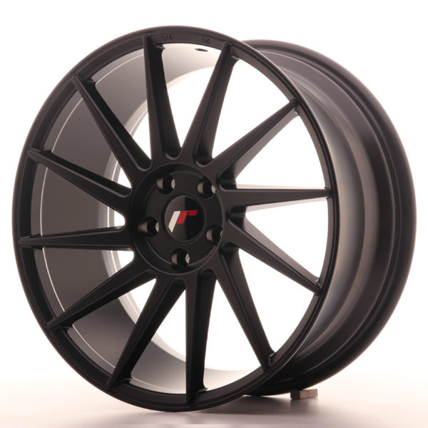 JR Wheels JR22 19x8,5 ET40 5x112 Matt Black
