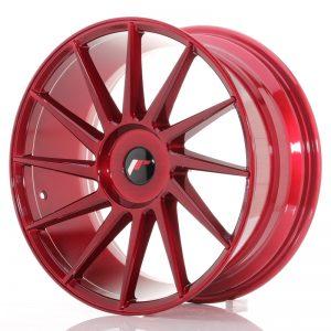 JR Wheels JR22 19x8,5 ET20-40 BLANK Platinum Red