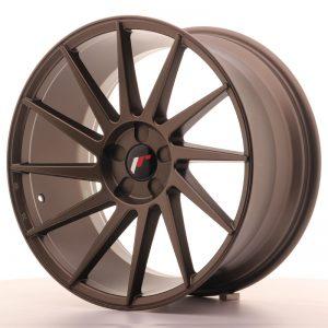JR Wheels JR22 19x9,5 ET35-40 5H BLANK Matt Bronze