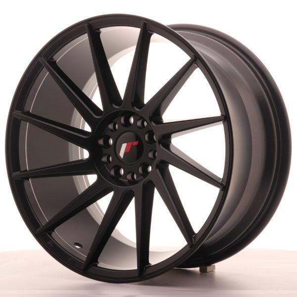 JR Wheels JR22 19x9,5 ET40 5x112/114 Matt Black