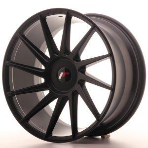JR Wheels JR22 19x9,5 ET20-40 BLANK Matt Black