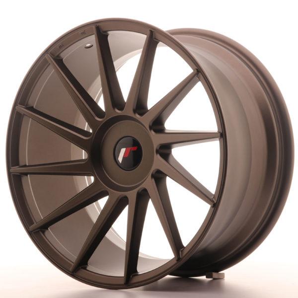 JR Wheels JR22 19x9,5 ET20-40 BLANK Matt Bronze
