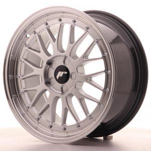 JR Wheels JR23 18x8,5 ET40-48 5H BLANK Hyper Silver w/Machined Lip