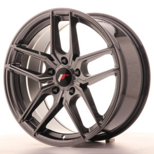 JR Wheels JR25 18x8,5 ET35 5x120 Hyper Black