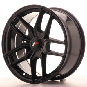 JR Wheels JR25 18x8,5 ET40 5H BLANK Gloss Black
