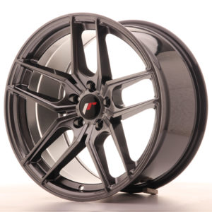 JR Wheels JR25 18x9,5 ET35 5x120 Hyper Black