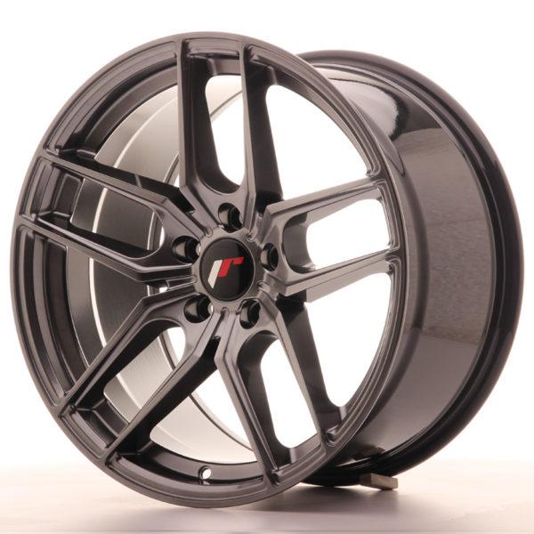 JR Wheels JR25 18x9,5 ET35 5x120 Hyper Black