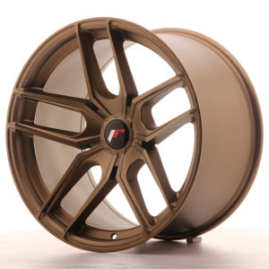 JR Wheels JR25 19x11 ET20-40 5H BLANK Bronze