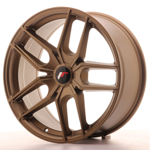 JR Wheels JR25 19x8,5 ET20-40 5H BLANK Bronze