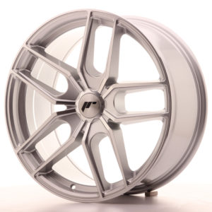 JR Wheels JR25 19x8,5 ET40 5H BLANK Silver Machined Face