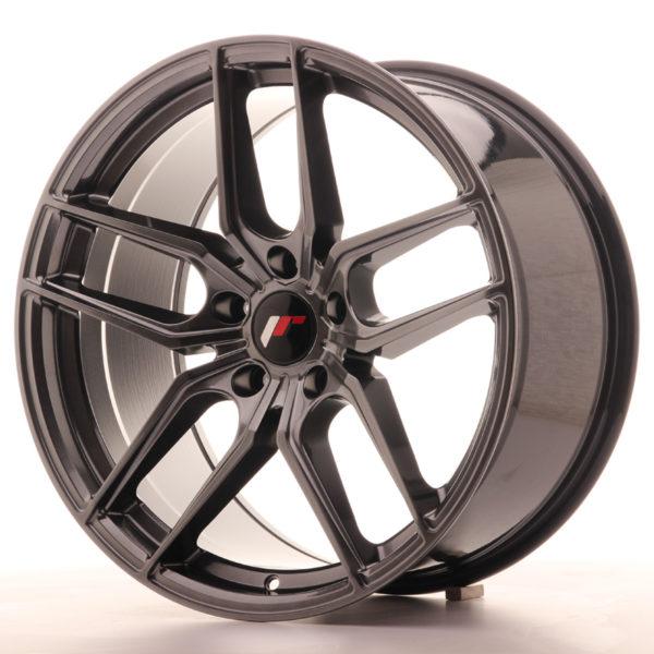 JR Wheels JR25 19x9,5 ET35 5x120 Hyper Black