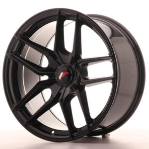JR Wheels JR25 19x9,5 ET20-40 5H BLANK Gloss Black