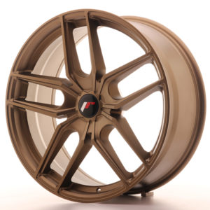 JR Wheels JR25 20x8,5 ET20-40 5H BLANK Bronze