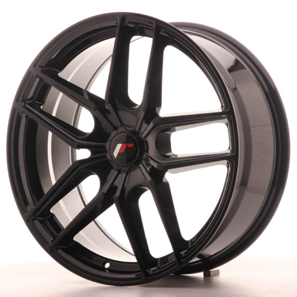 JR Wheels JR25 20x8,5 ET20-40 5H BLANK Gloss Black