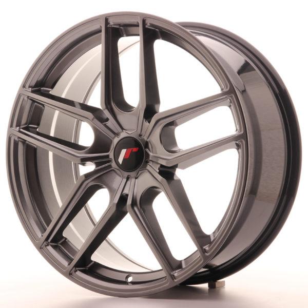 JR Wheels JR25 20x8,5 ET20-40 5H BLANK Hyper Black