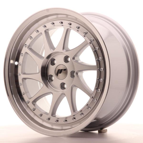 JR Wheels JR26 18x8,5 ET40 5x112 Silver Machined Face