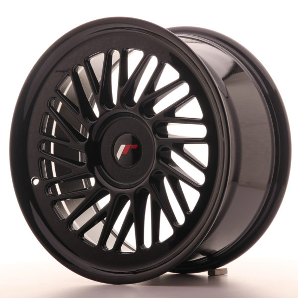 JR Wheels JR27 18x8,5 ET40 BLANK Gloss Black