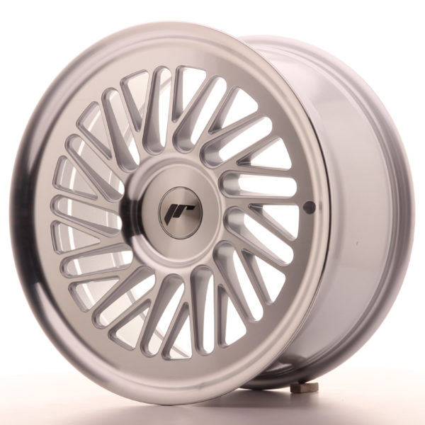 JR Wheels JR27 18x8,5 ET40 BLANK Silver Machined Face